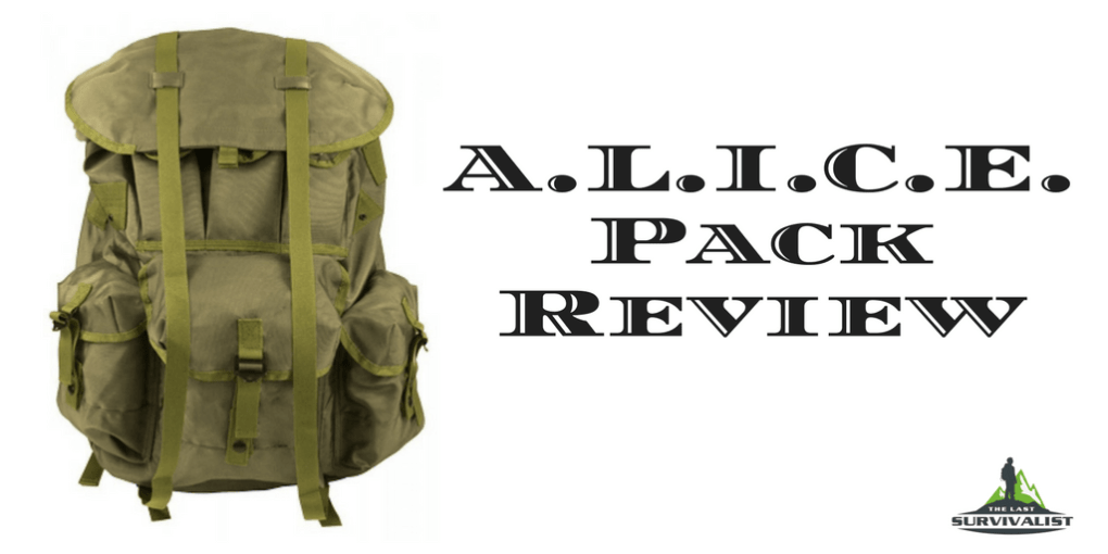 ALICE Pack Review