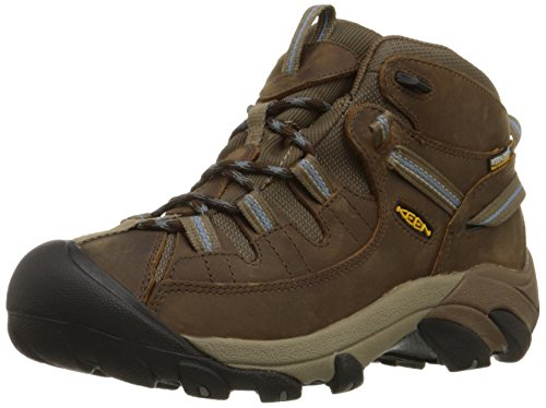 KEEN Women's Targhee II Mid WP Hiking Boot review