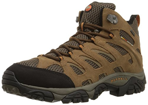 Merrell Men's Moab Mid Waterproof Hiking Boot review