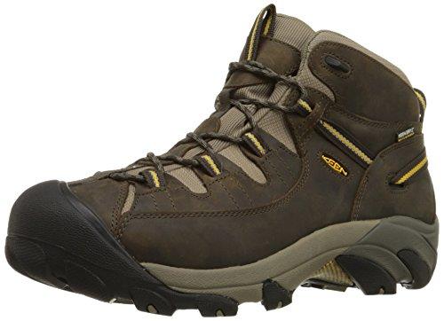 KEEN Men's Targhee II Mid WP Hiking Boot review